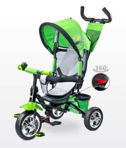 Toyz Timmy Tricikli #zöld