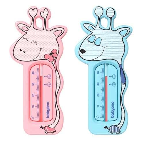BabyOno Vízhőmérő #zsiráf