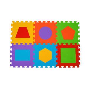 BabyOno szivacsPuzzle szőnyeg 6db formák 30220941