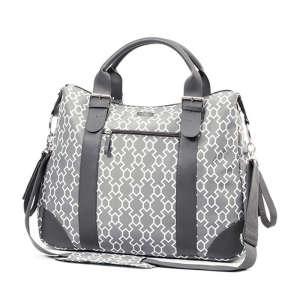 BabyOno Pelenkázó táska #szürke-fekete 30220953 BabyOno