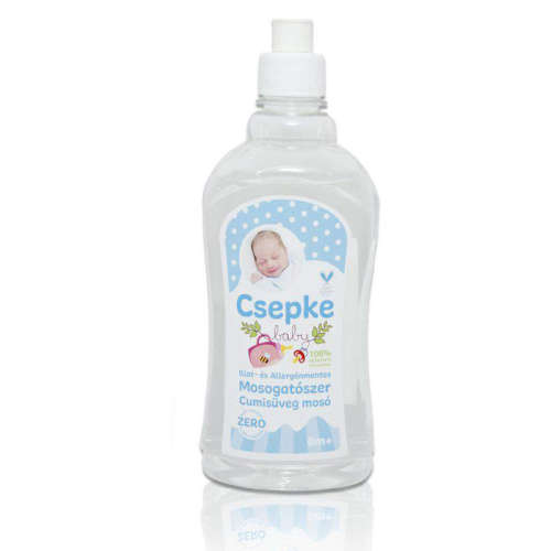 Csepke Baby mosogatószer és cumisüvegmosó #500ml