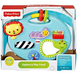 Fisher Price Felfedező játékpanel 30494404 Fejlesztő játék babáknak