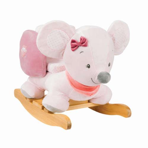 Nattou Plüss hintázó állatka Adele & Valentine - Valentine, az #egér 424264