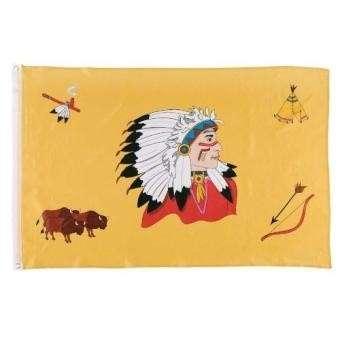 Indián zászló
