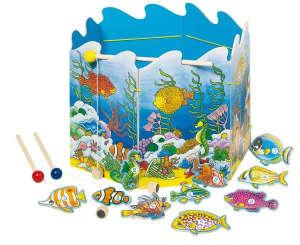 Mágneses horgász játék 30994167 Fejlesztő játék ovisoknak