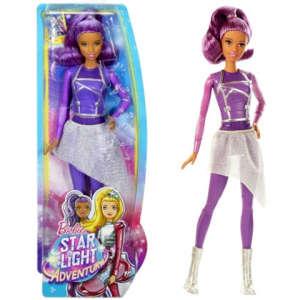 Barbie Baba csillagok között #lila 30477016 Baba