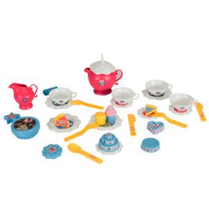 Barbie Játék teáskészlet 31db 30477767 Babakonyha / Játékkonyha