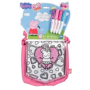 Color Me Mine Peppa Pig színezhető kistáska 30221569