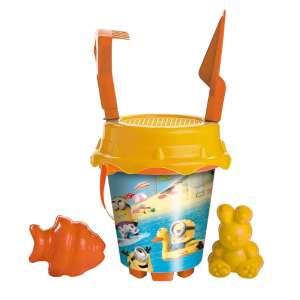 Disney Homokozó készlet - Minions #sárga 30476998 Homokozó játék
