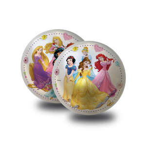 Disney Hercegnők áttetsző labda 23cm 30477620