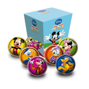 Disney - Mickey egér Clubhouse labda 6cm 30478197