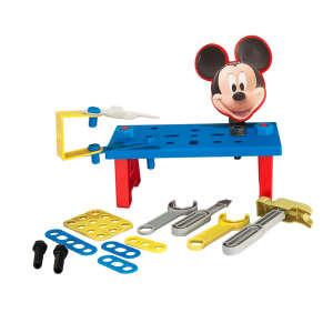 Disney - Mickey egér szerelőasztal húzható kiskocsiban 30477517 Szerepjátékok