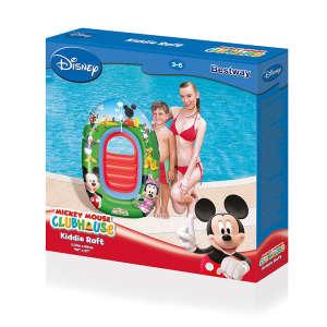 Disney - Mickey egeres csónak 102x69cm 30476908 Mickey Strandjáték