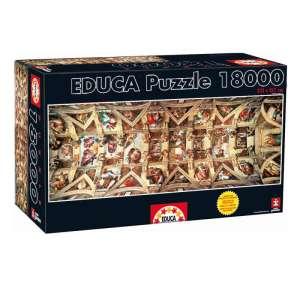 Educa Puzzle - Épület 18000db 30478064 Puzzle