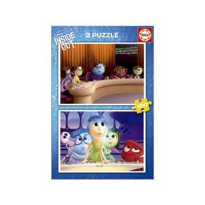 Educa Agymanók Puzzle 2x100db 30476916 Puzzle gyereknek