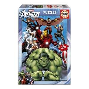 Educa Avengers Puzzle 200db 30477718 Puzzle gyereknek