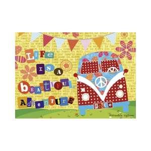 Educa Az élet egy csodálatos kaland Puzzle 500db 30475956 Puzzle gyereknek