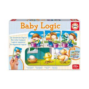 Educa Baby Logic bébi Puzzle 30476783 Puzzle gyereknek