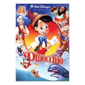 Educa Disney Pinokkió Puzzle 500db 30221902 Puzzle
