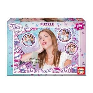 Educa Disney Violetta Puzzle 200db 30476159 Puzzle gyereknek