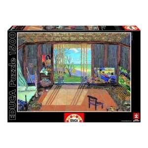 Educa Gauguin műterme Puzzle 1500db 30221973 Puzzle