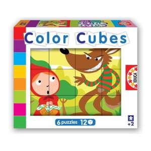 Educa Mesés kocka kirakó 30475996 Puzzle gyereknek