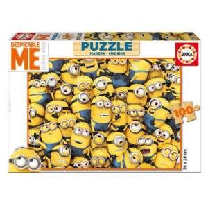 """Educa gyerek Puzzle 100db - Minion 30477296 A Pepitán ezt is megtalálod: """"minions"""" 6 kategóriában"""