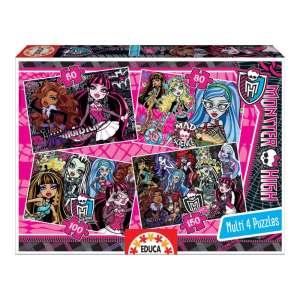 """Educa 4in1 gyerek Puzzle - Monster High 30475936 A Pepitán ezt is megtalálod: """"monster high"""" 2 kategóriában"""