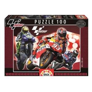 Educa Moto GP Puzzle 100db 30476500 Puzzle
