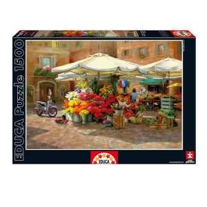Educa Piaci élet Puzzle 1500db 30477554 Puzzle