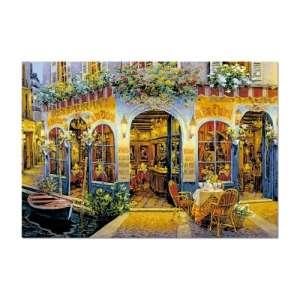 Educa Viktor Shvaiko Au Bon Charbot Puzzle 1500db 30475848 Puzzle