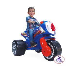 Injusa Wawes Bosszúállók elektromos motor #kék 30222515