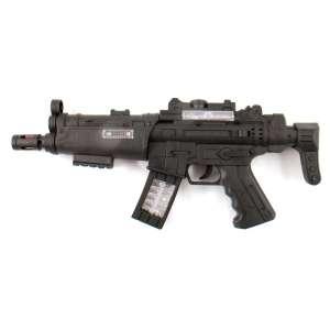 Játék gépfegyver hanggal és fénnyel 30222598