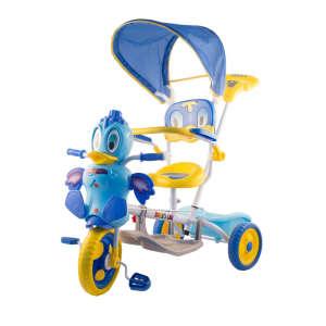 Fedeles Tricikli - Kacsa #kék-sárga 30475844 Tricikli