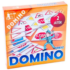 Dominó - Kresz 30475880 Dominó, sakk