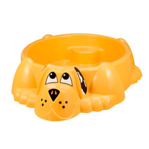 Homokozó - Kutya #narancssárga 30476461