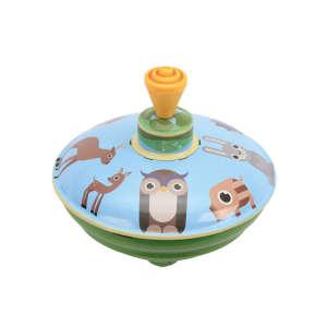 Lena búgócsiga erdei állatok 13cm 30476495 Pörgettyűs játék