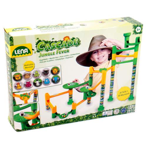 Lena dzsungelláz golyópálya 41db-os