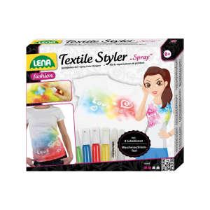 Lena Textil festékszóró készlet 14db 31470376 Üveg és textil festék