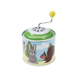 Lena zenélő henger erdei állatok 30475781 Zenélő doboz