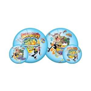 Looney Tunes #kék labda 23cm 30476248