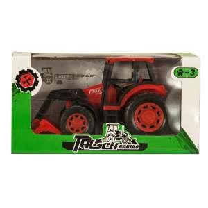 Markolós Traktor #piros 30476394 Munkagép gyerekeknek