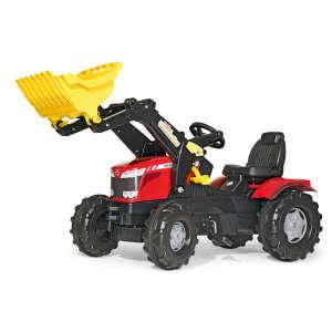 Massey Ferguson 8650 markolós pedálos Traktor 31470438 Massey Pedálos jármű