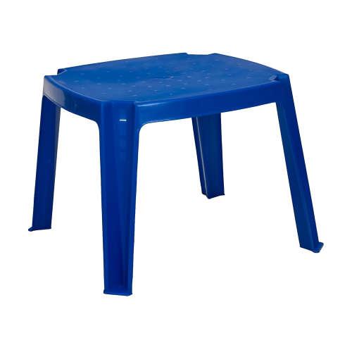 Műanyag gyerek asztalka #kék