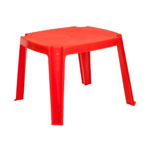 Műanyag gyerek Kisasztal #piros 30477900