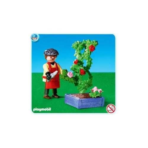 Playmobil 4487 - Rózsametsző kertész