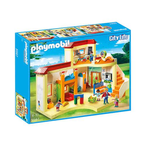 Playmobil 5567 - Szivárványország óvoda