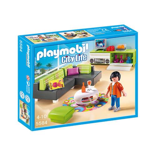 Playmobil 5584 - Stílusos nappali