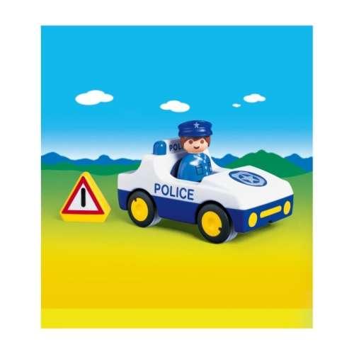 Playmobil 6737 - Rendőrautó úton
