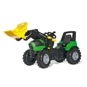 Rolly FarmTrac Deutz-Fahr Agrotron 7250 TTV pedálos markolós Traktor # zöld 31470787 Rolly